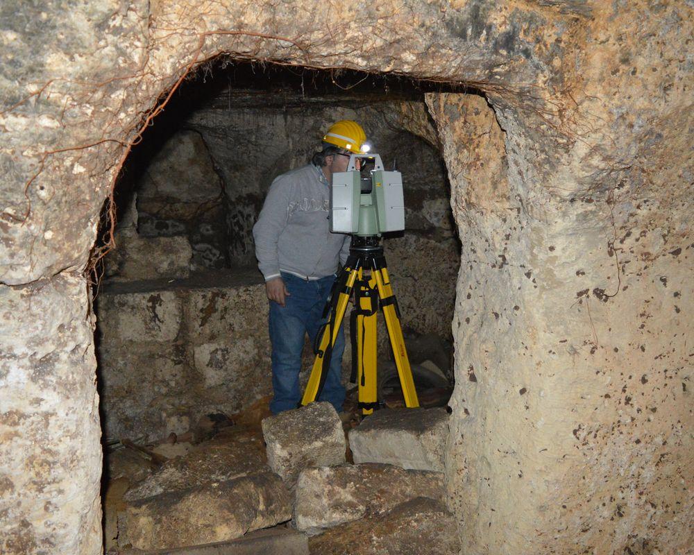 P01 – Regione Puglia: Studio e monitoraggio di aree in dissesto geomorfologico