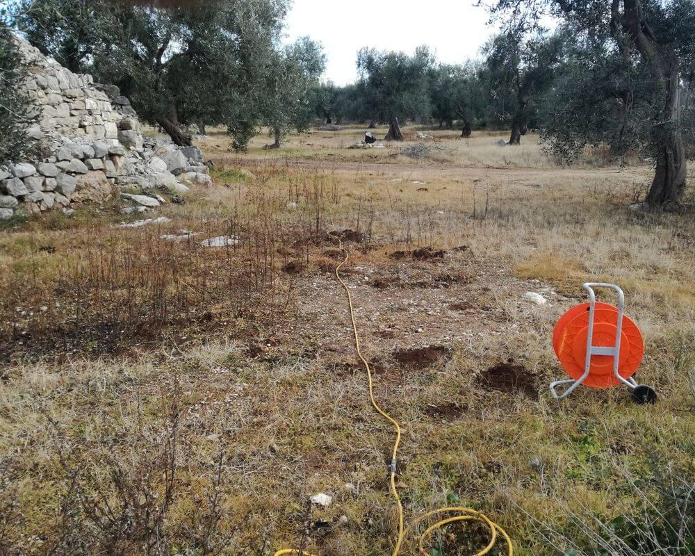 P04 – Acquedotto del Locone: Indagini geognostiche e ambientali